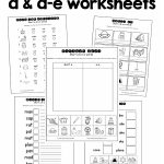 10 Free Short A & A E Worksheets   The Measured Mom   Magic E Worksheets Free Printable