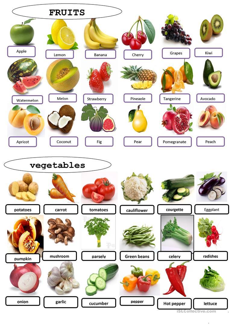 179 Free Esl Vegetables Worksheets | Vegetables Worksheets Printables