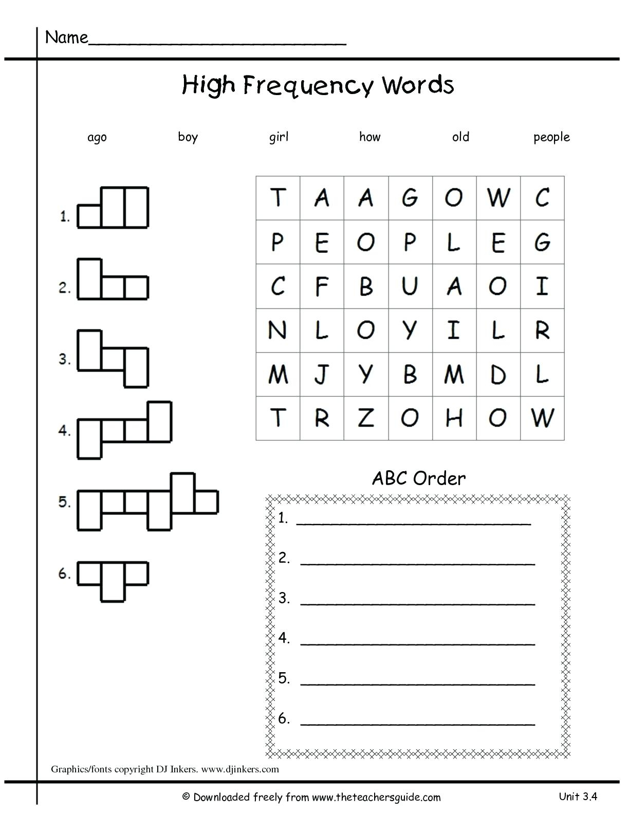 1St Grade Writing Paper And Worksheets For First Grade Writing Free | First Grade Printable Worksheets