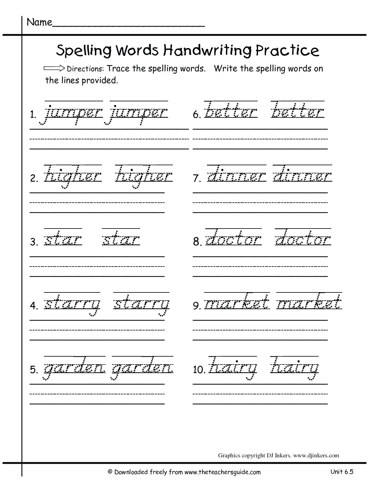 2Nd Grade Writing Skills – Myheartbeats.club | Free Printable Second Grade Writing Worksheets