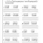 3Rd Grade Handwriting Paper Grade Printable Lined Writing Paper 3Rd | Free Printable Handwriting Worksheets For First Grade