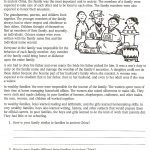 6Th Grade Social Studies Ancient China Worksheets   Free | Great Wall Of China Printable Worksheet