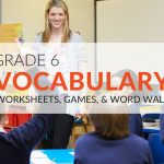 6Th Grade Vocabulary Worksheets, Games, And Resources | 6Th Grade Vocabulary Worksheets Printable