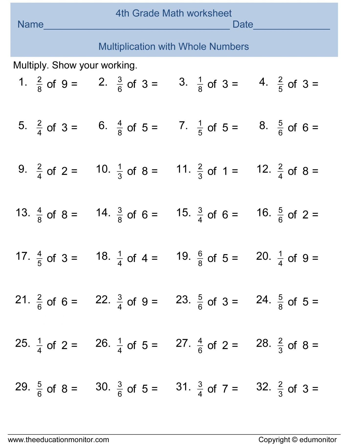 7Th Grade Math Worksheets Free Printable With Answers Stunning - 7Th | 7Th Grade Worksheets Free Printable