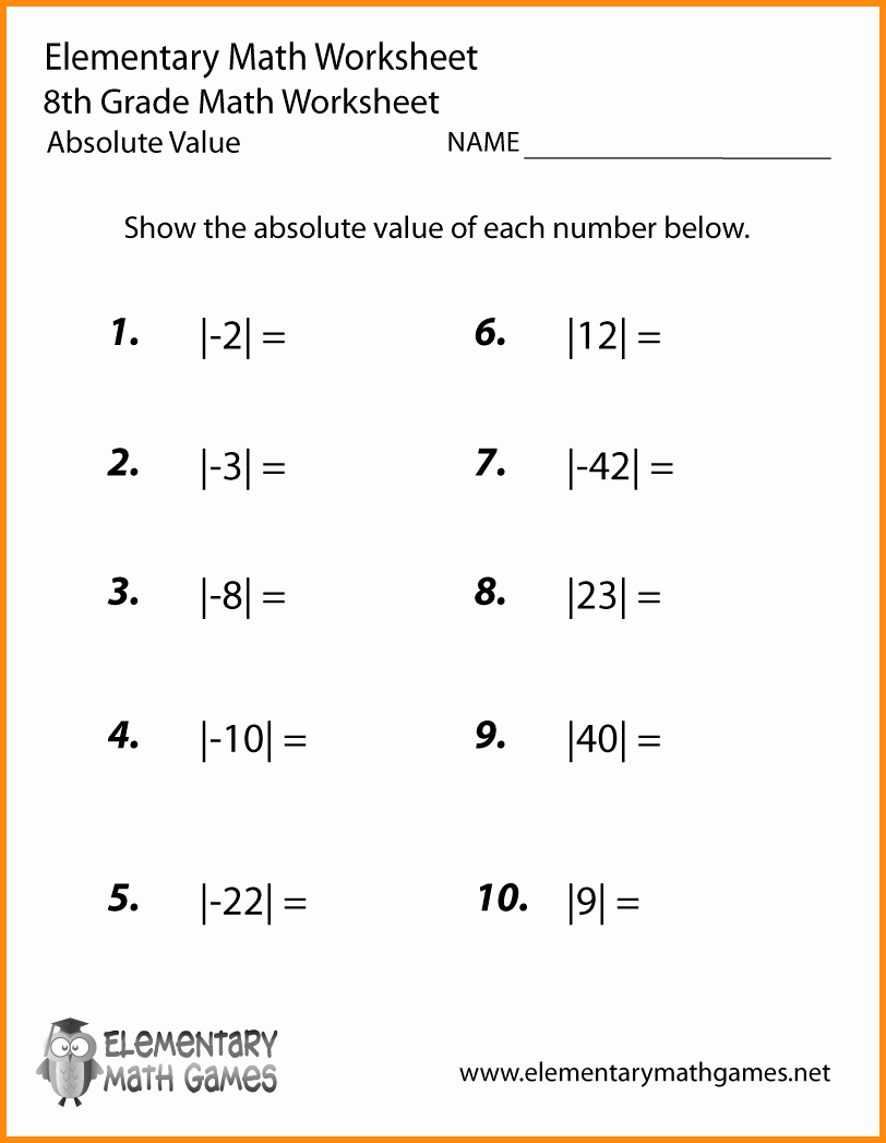 Algebra: 8Th Grade Math Worksheets Algebra. Standardized Test | Free Printable 8Th Grade Algebra Worksheets