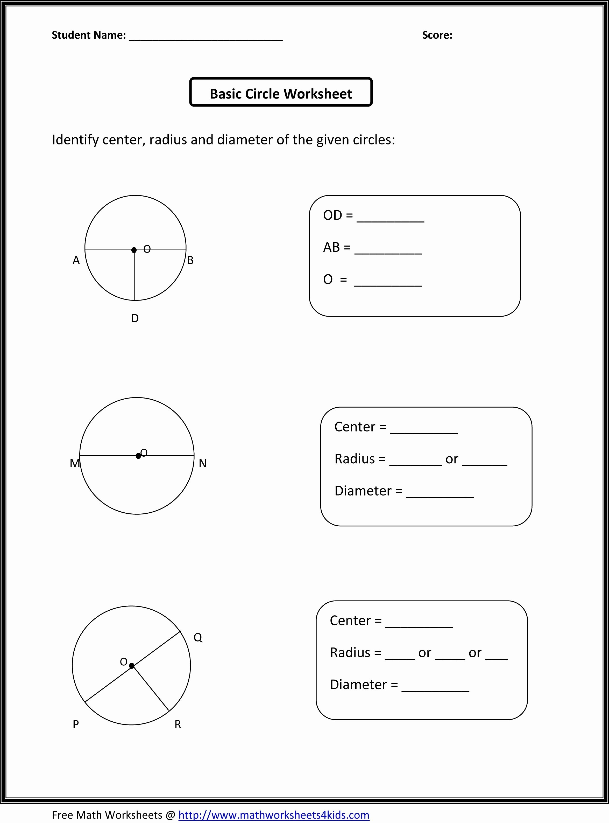 Algebra: Printable Math Sheets 8Th Grade For Algebra Graders | Printable Math Worksheets Www Mathworksheets4Kids Com