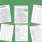 All About Amelia Earhart Worksheets & Activities For Kids | Amelia Earhart Free Worksheets Printable