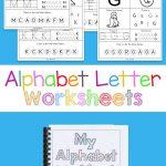 Alphabet Worksheets | Free Printables | Alphabet Worksheets, Letter | Free Printable Letter A Worksheets For Pre K
