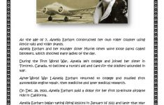 Amelia Earhart Free Worksheets Printable