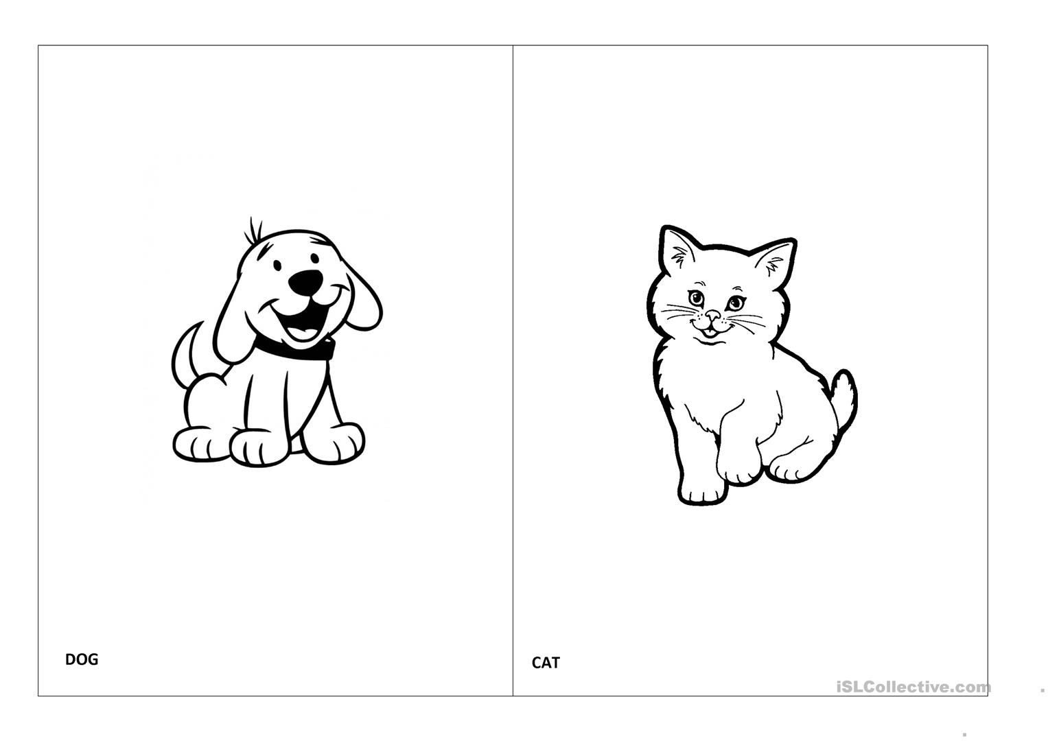 Animals - Pets Worksheet - Free Esl Printable Worksheets Made | Pets Worksheets Printables