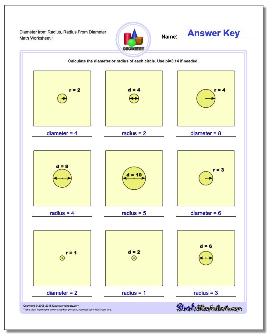Basic Geometry | 4Th Grade Geometry Worksheets Printable