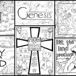 Bible Coloring Pages For Kids [Free Printables] | Free Printable Children's Bible Worksheets