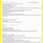 Birth Plan  Going To Make Some Edits, But This Is A Good General   Birth Plan Worksheet Printable