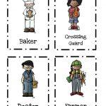 Community Workers Flashcards | Community Helpers Theme | Community | Free Printable Community Helpers Worksheets For Kindergarten