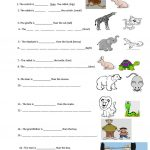 Comparative Exercise Worksheet   Free Esl Printable Worksheets Made | Comparative Worksheets Printable