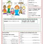 Comparatives Worksheet   Free Esl Printable Worksheets Madeteachers | Comparative Worksheets Printable