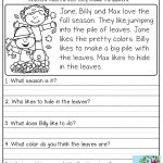 Comprehension Checks And So Many More Useful Printables! | Test Of | Free Printable Grade 1 Reading Comprehension Worksheets