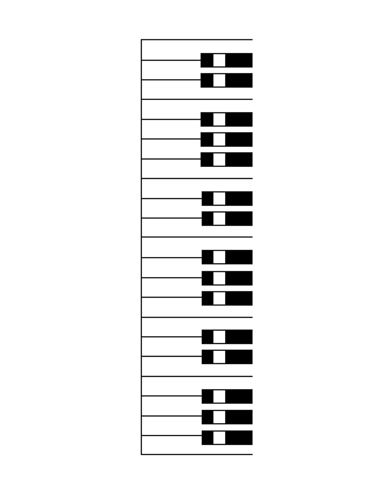 Computer Keyboard Template Printable. Blank Printable Puter Keyboard | Blank Keyboard Worksheet Printable