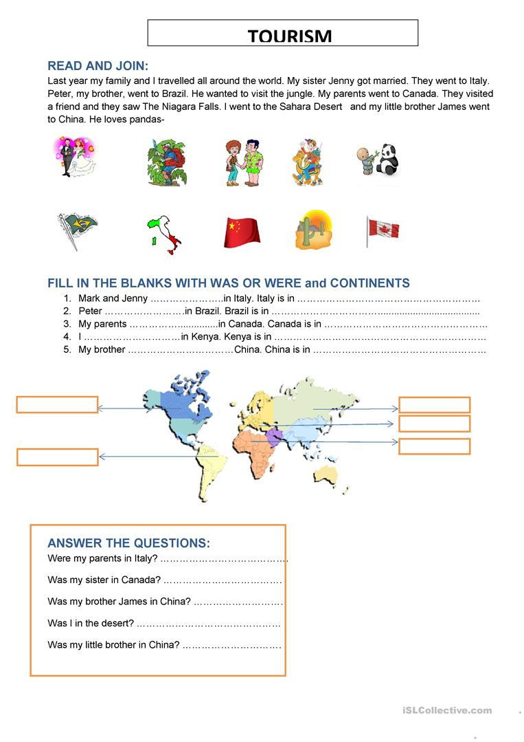 Continents And Countries Worksheet - Free Esl Printable Worksheets | Continents Worksheet Printable