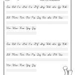 Cursive Handwriting Sheet   Karis.sticken.co | Printable Cursive Handwriting Worksheet Generator