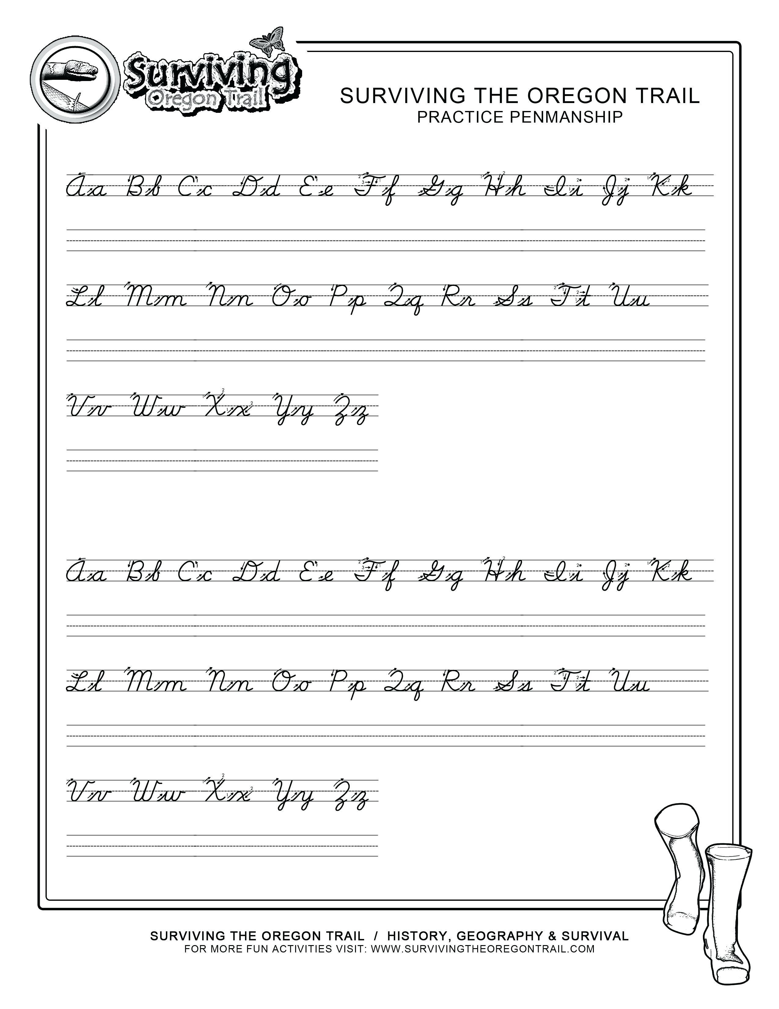 Cursive Handwriting Sheet - Karis.sticken.co | Printable Cursive Handwriting Worksheet Generator