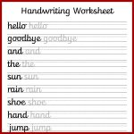 Cursive Handwriting Worksheets – Free Printable! ⋆ Mama Geek | Cursive Handwriting Worksheets Ks1 Printable