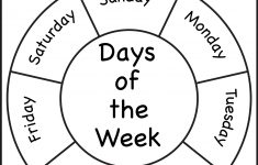 Days Of The Week | Days Of The Week! | Preschool, Preschool | Free Printable Kindergarten Days Of The Week Worksheets