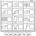 Digraph Worksheet Packet   Ch, Sh, Th, Wh, Ph | Kindergarten | Digraphs Worksheets Free Printables