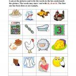 Digraphs, Sh, Ch, Th Worksheet   Free Esl Printable Worksheets Made   Printable Ch Worksheets