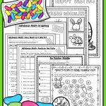 Easter Math Worksheets   Jellybean Math   Easter Activities   Big   Free Printable Easter Worksheets For 3Rd Grade