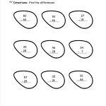 Easter Worksheets And Printouts   Free Printable Easter Worksheets   Free Printable Easter Worksheets For 3Rd Grade