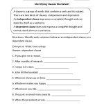 Englishlinx | Clauses Worksheets | Free Printable 9Th Grade Grammar Worksheets
