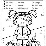 Fall Math Worksheets For Pre K To 1St Grade   Frugal Mom Eh!   Free   Free Printable Fall Math Worksheets