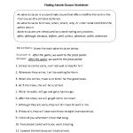 Finding Adverb Clauses Worksheet | Sentences | Adverbs, English | Free Printable Worksheets On Adverbs For Grade 5