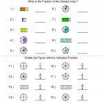 Fractions Worksheets   Printable Fractions Worksheets For Teachers   4Th Grade Equivalent Fractions Printable Worksheets