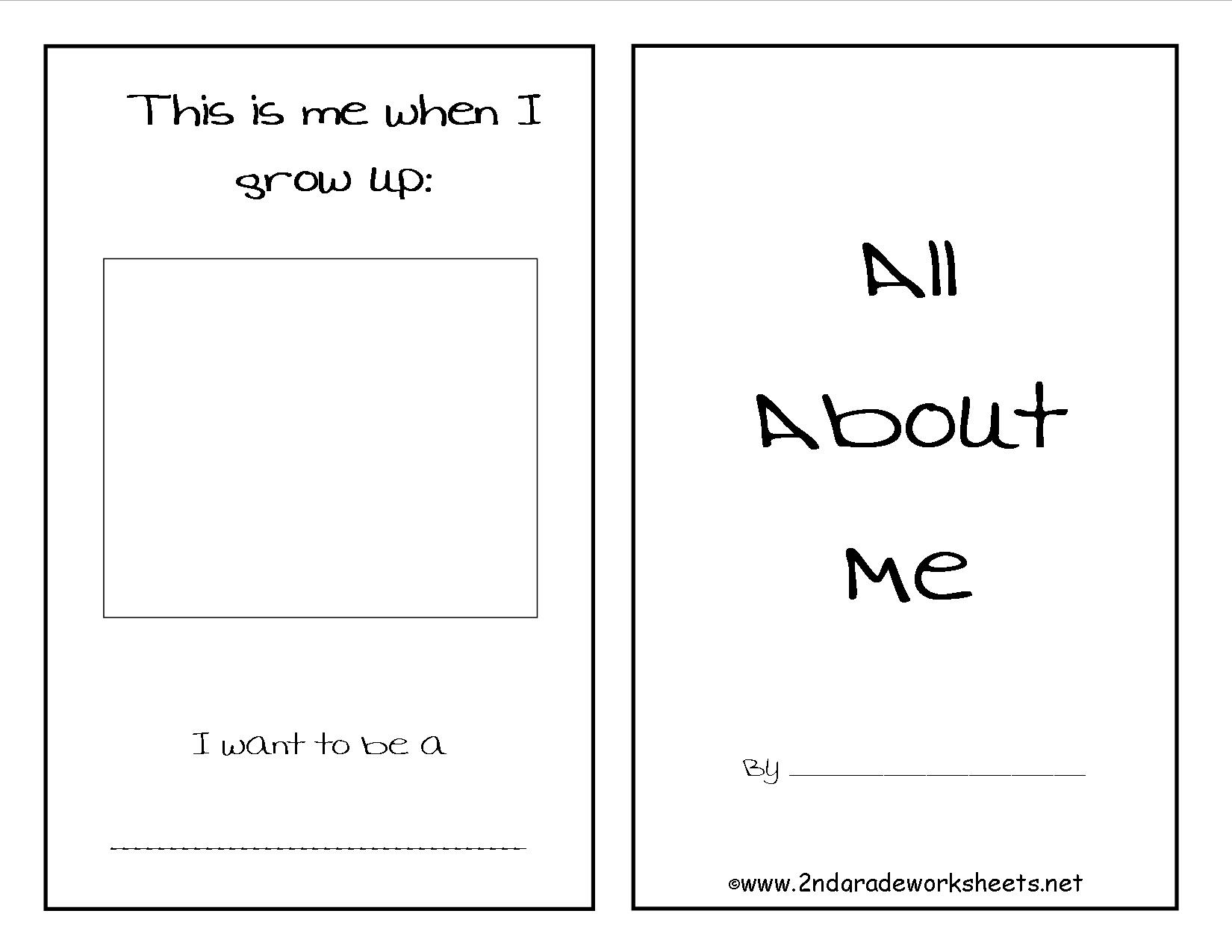 Free Back To School Worksheets And Printouts - Free Printable | Printable School Worksheets