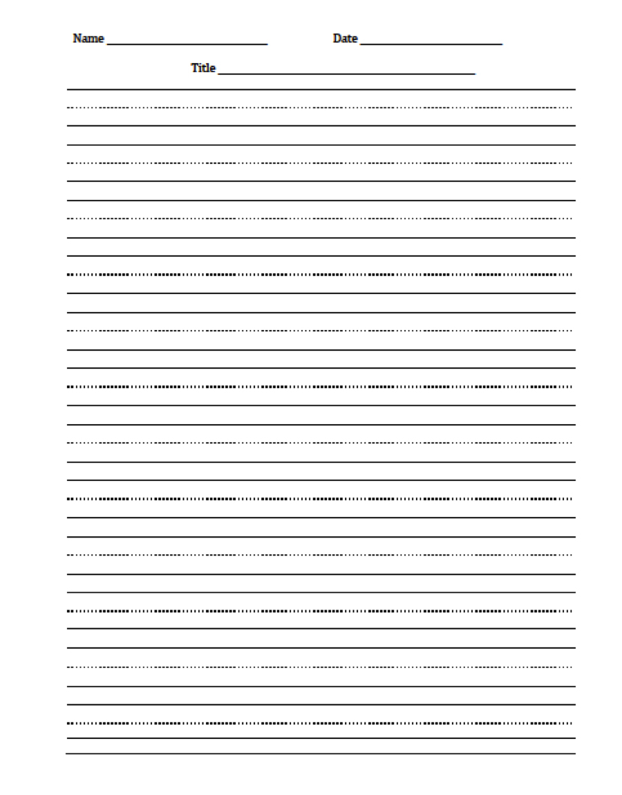 Free Handwriting Worksheets For Preschool – With 4 Year Olds Also | Create Cursive Worksheets Printable