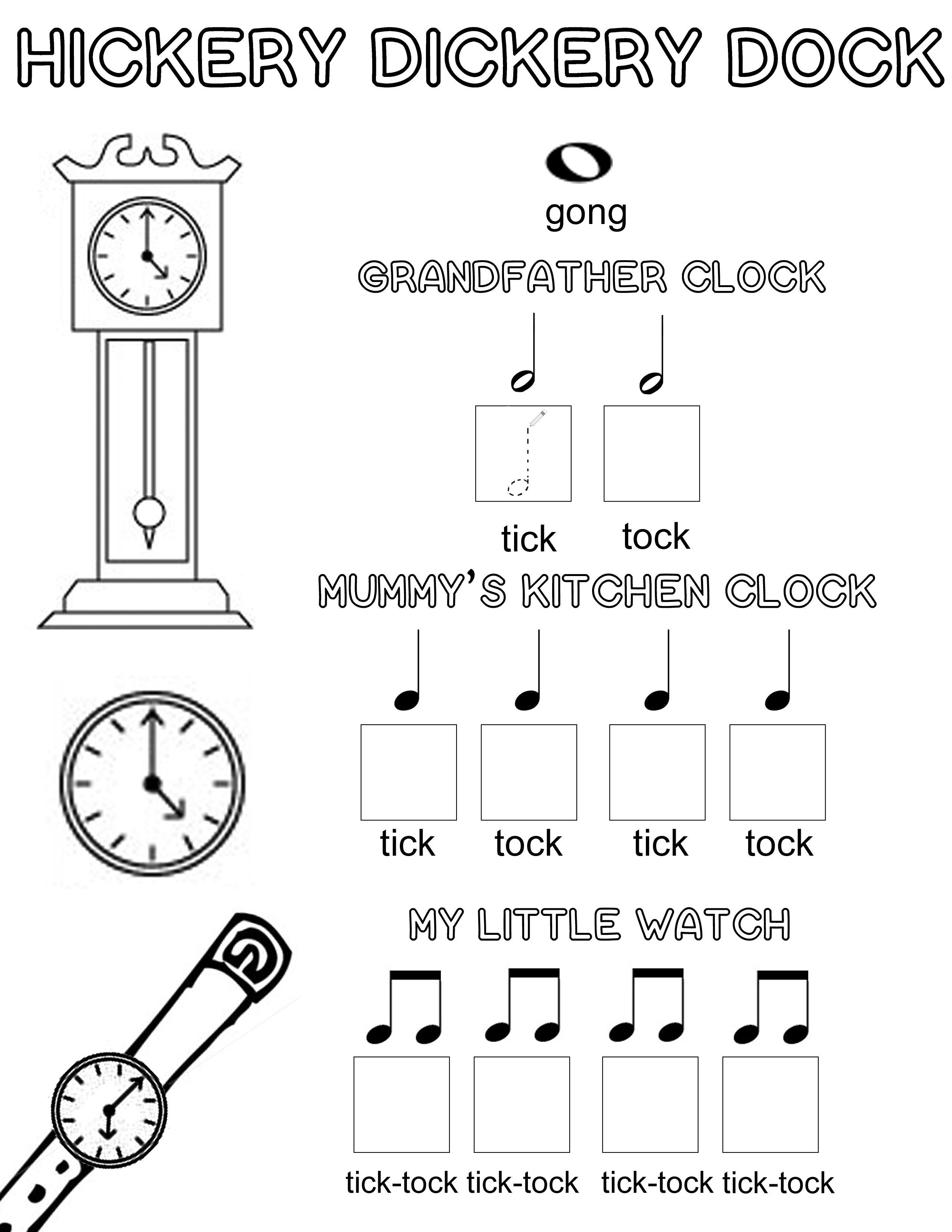 Free Music Theory Printable & Colouring Activity | Music | Learning | Free Printable Preschool Music Worksheets