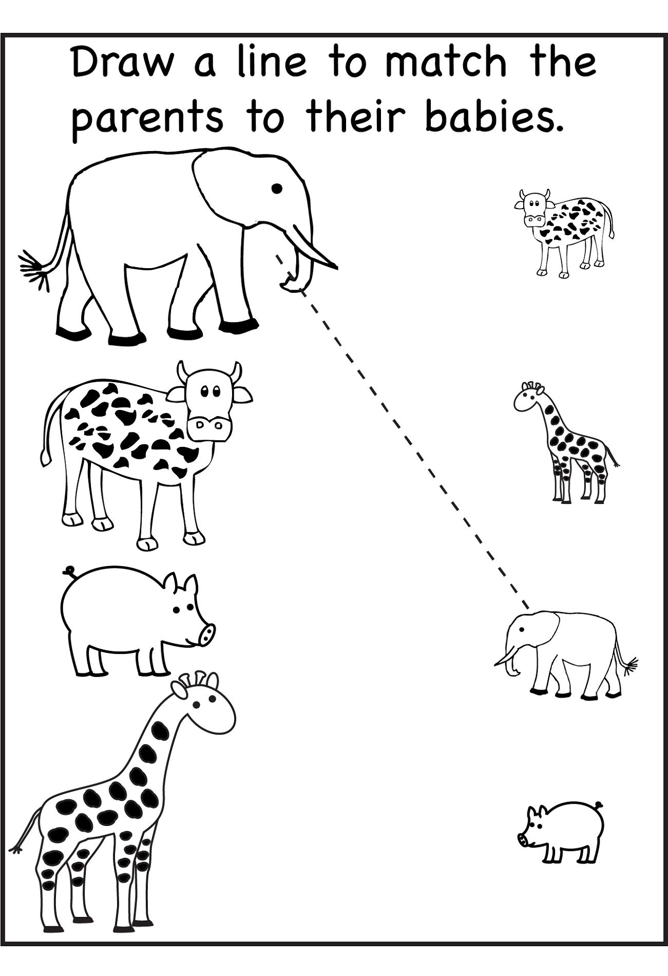 Free Preschool Worksheets Age 3 – With Printable Also 4 Worksheet   Free Printable Worksheets For 3 Year Olds