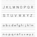 Free Preschool Writing Worksheets – With Printables For Kindergarten   Free Printable Writing Worksheets