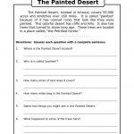 Free Printable 7Th Grade Reading Comprehension Worksheets Grade 3   Printable Comprehension Worksheets For Grade 3