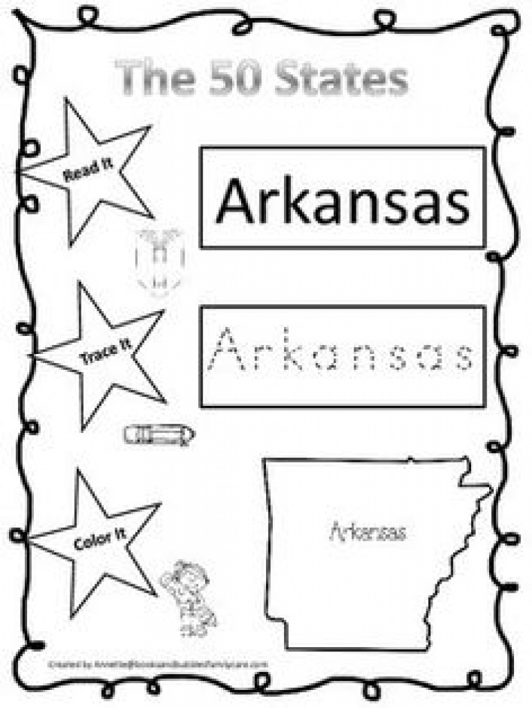 Free Printable Arkansas History Worksheets Worksheets For All In | Free Printable Arkansas History Worksheets