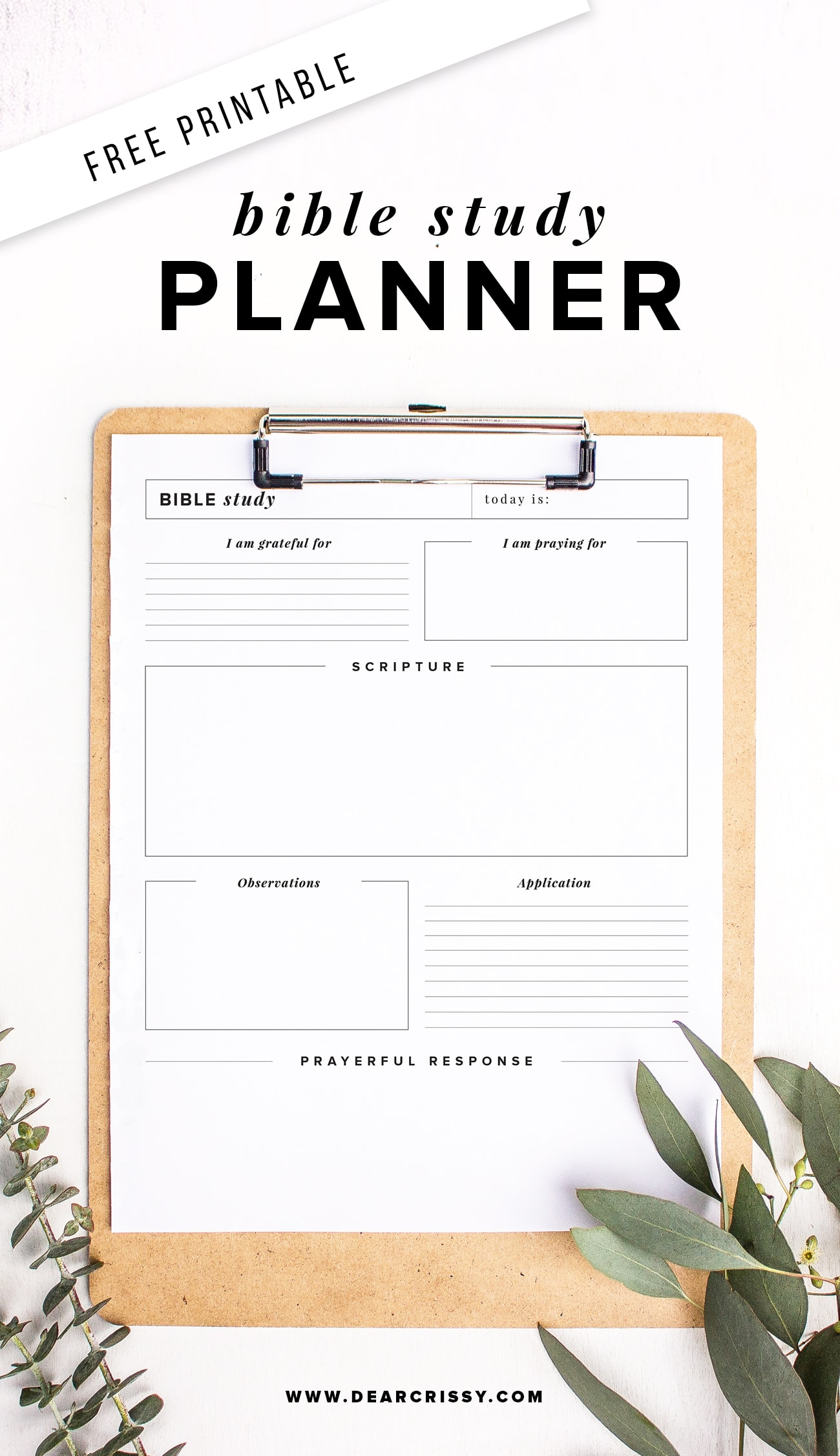 Free Printable Bible Study Planner - Soap Method Bible Study Worksheet!   Free Printable Bible Study Worksheets For Adults