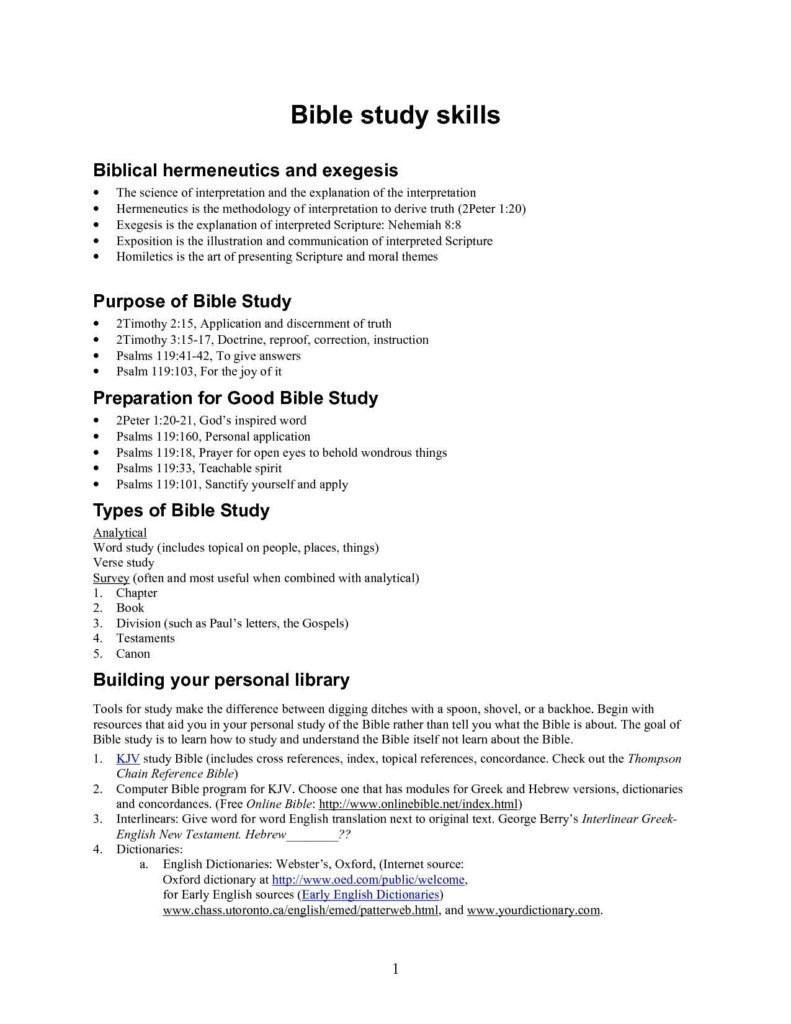 Free Printable Bible Worksheets For Youth And Printable Bible Study | Free Printable Bible Study Worksheets