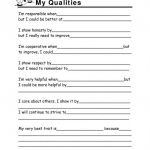 Free Printable Coping Skills Worksheets Free Printable Coping Skills | Free Printable Coping Skills Worksheets For Adults