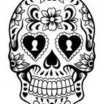 Free Printable Day Of The Dead Coloring Pages   Best Coloring Pages   Free Printable Day Of The Dead Worksheets