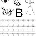 Free Printable Letter Tracing Worksheets For Kindergarten – 26 | Free Printable Letter A Worksheets For Pre K