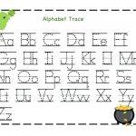 Free Printable Name Tracing Worksheets Free Kindergarten Capital | Printable Printing Worksheets