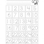 Free Printable Number Chart 1 30 | Kinder | Kindergarten Worksheets | Free Printable Number Worksheets