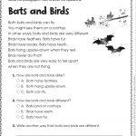 Free Printable Reading Comprehension Worksheets For Kindergarten   Free Printable Reading Comprehension Worksheets For Adults